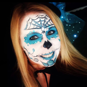 Oopsy Daisy Face Painting
