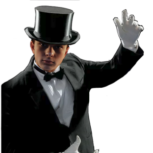 O.P. Mysterious - Children's Party Magician in Boston, Massachusetts
