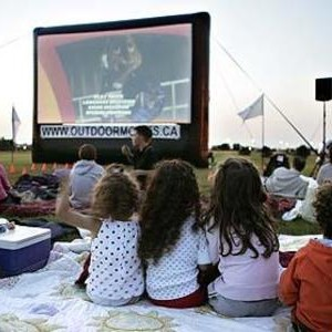 Open Air Projections Inc. - Outdoor Movie Screens in Toronto, Ontario