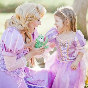 Orange County Royalty - Princess Party in Anaheim, California