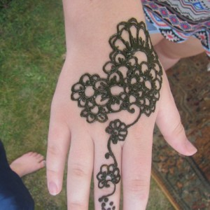 Orange Dragon Arts - Henna Tattoo Artist in Milton, Washington