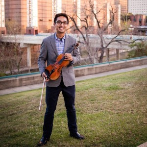 Orchestral and Chamber Music - Violinist in Boston, Massachusetts