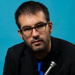 Guillermo García Cuesta - Trumpet Player in Red Hook, New York
