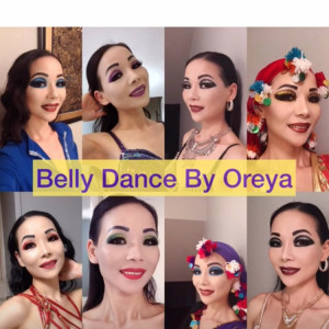 Oreya Belly Dance - Belly Dancer in Louisville, Kentucky