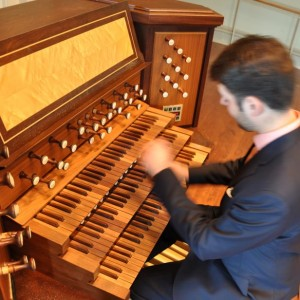 Organist/Keyboardist for Weddings - Organist in Lexington, Virginia