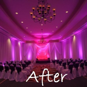 Tampa Event Draping - Lighting Company in Tampa, Florida