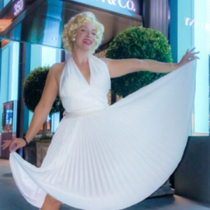 Orlando Marilyn Monroe - Marilyn Monroe Impersonator in Orlando, Florida