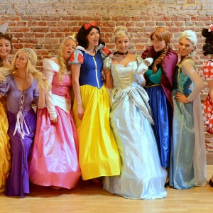 Orlando Princess & Super Hero Parties - Princess Party in Orlando, Florida