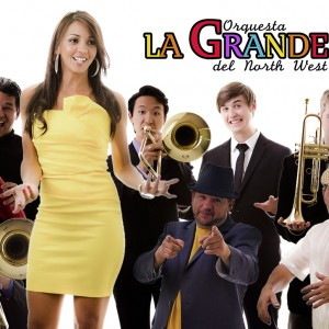 Orquesta La Grande del North West - Latin Band in Kirkland, Washington