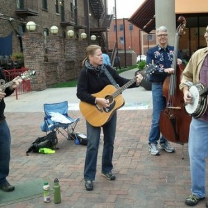 Ortonville Circus - Bluegrass Band in Des Moines, Iowa