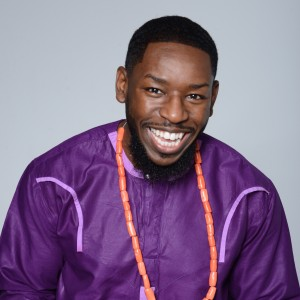 Osagie (Osa-jay) - Spoken Word Artist / Christian Speaker in Dallas, Texas