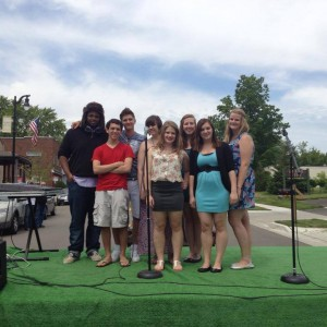 OshCappella - A Cappella Group in Oshkosh, Wisconsin
