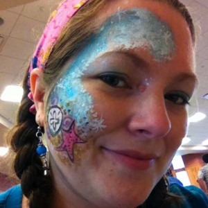 Other Fish Face Painting - Face Painter / Outdoor Party Entertainment in Sussex, New Brunswick