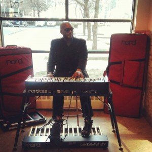 Otis Williams Music - Organist in Bronx, New York