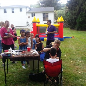 Our Best Face Painters in NJ - Face Painter / Outdoor Party Entertainment in Brick, New Jersey