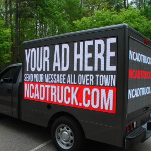 Outdoor Digital Advertising - Video Services in Raleigh, North Carolina