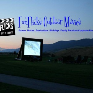 Outdoor Movie Events - Outdoor Movie Screens / Outdoor Party Entertainment in Bozeman, Montana