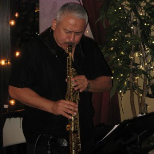 Outsourced Band - Saxophone Player in Glendora, California