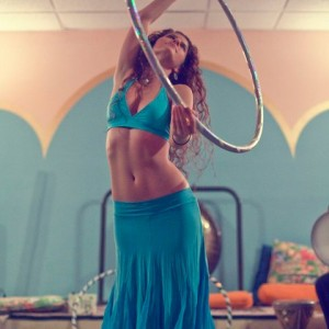 Outward Spiral Hoop Dance - Hoop Dancer in Sarasota, Florida