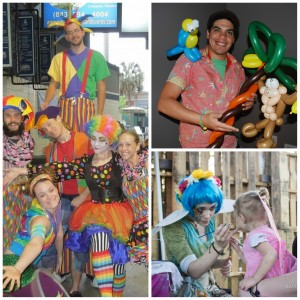 Over the Moon Productions - Circus Entertainment in Myrtle Beach, South Carolina
