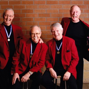 Over Time - Barbershop Quartet in Beaverton, Oregon