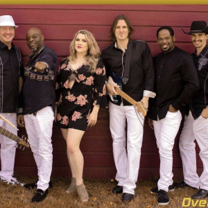 OverDrive Texas - Dance Band in Houston, Texas