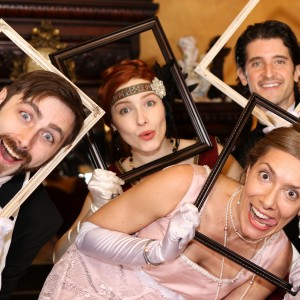 Overruled, Immersive Party-Theatre Show - Traveling Theatre / 1920s Era Entertainment in New York City, New York