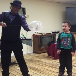 Ozarks Magic - Magician / Balloon Twister in Branson West, Missouri