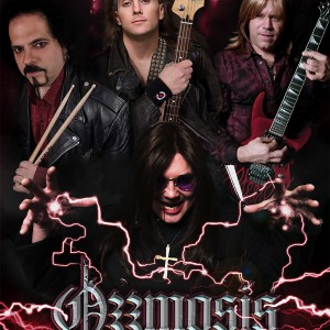 Ozzmosis - Black Sabbath Tribute Band in New York City, New York