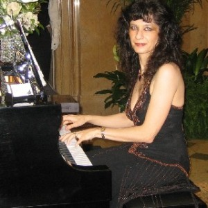 Claudia Sanchez, the Passionate Pianist