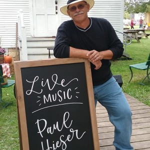 Paul Hieser - Singing Guitarist / Guitarist in Rockford, Illinois