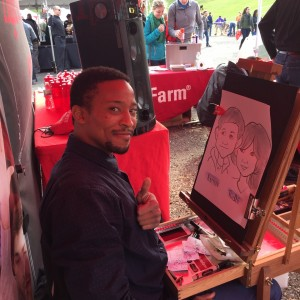 P2Z Artistry Suppliers - Caricaturist / College Entertainment in Baltimore, Maryland