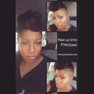 P. Meshawn - Makeup Artist in Chino, California