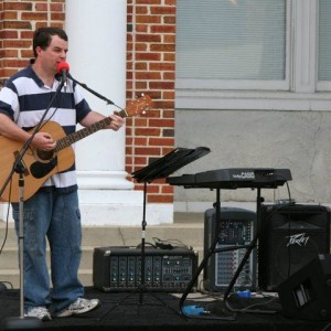 P Scott Rayburn - Singing Guitarist in Collierville, Tennessee