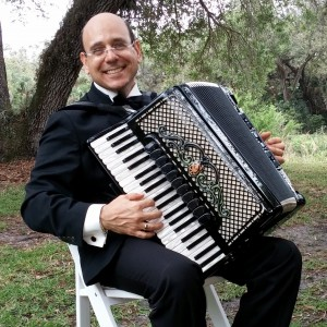 Pablo De Vincenzo - Accordion Player / Oldies Music in Miami, Florida