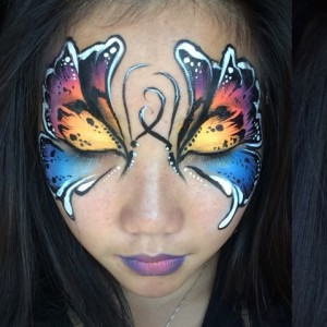 Pacific Face Painters - Face Painter / Halloween Party Entertainment in Santa Cruz, California