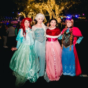 Pacific Princess Parties - Princess Party in Santa Monica, California