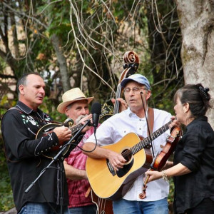 Pacific Ridge - Bluegrass Band in Santa Cruz, California