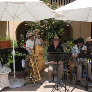 Pacific Swing - Jazz Band in Oceano, California