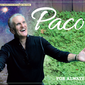 Paco - Crooner / Pop Singer in Gloucester, Massachusetts