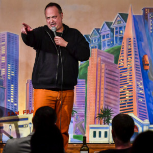 Paco Romane - Stand-Up Comedian in San Francisco, California