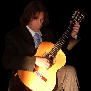 Classical Guitarist Dana Starkell - Guitarist in Bettendorf, Iowa