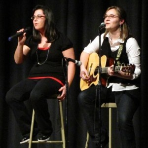 Paige and Candace - Singing Group / Acoustic Band in Trumbull, Connecticut