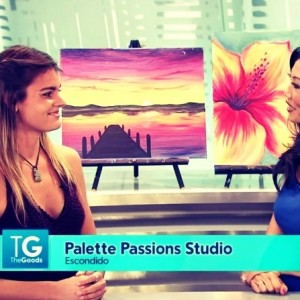 Paint and Wine Parties with Jennifer Doehring