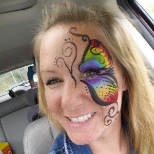 Paint Me Pretty+ - Face Painter in Morgantown, West Virginia