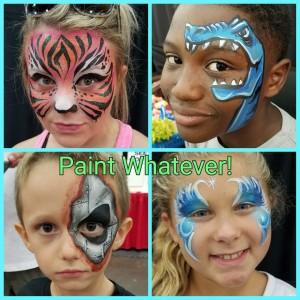 Paint Whatever! - Face Painter in Louisville, Kentucky