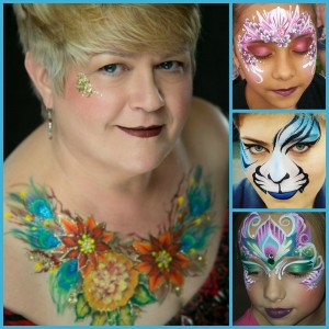 Painted Party - Face Painter / Outdoor Party Entertainment in Orem, Utah