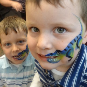 Painted Vision Face Painting - Face Painter / Outdoor Party Entertainment in Champaign, Illinois