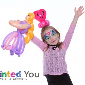 Painted You - Face Painter / Children's Party Entertainment in Milford, Connecticut