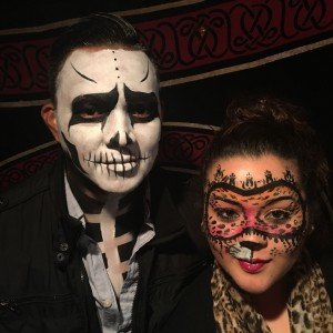 Painting by Clau - Face Painter / Halloween Party Entertainment in Solvang, California